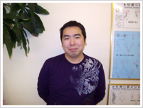 田中智明さん 電気工事業 男性 39歳